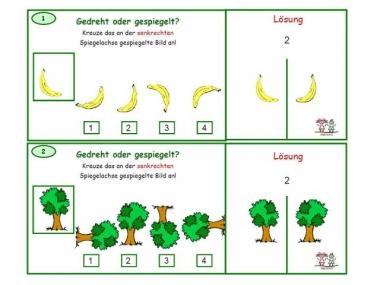 Unterrichtsmaterial Ubungsblatter Fur Die Grundschule