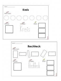 unterrichtsmaterial bungsbl tter f r die grundschule. Black Bedroom Furniture Sets. Home Design Ideas