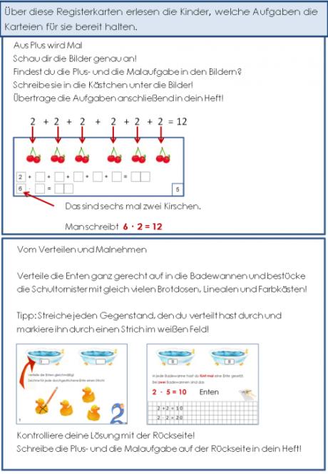Uebungsblatt 1 1 Multiplikation Ein Uebungsblatt Zum Ausdrucken Bei Pictures to pin on Pinterest