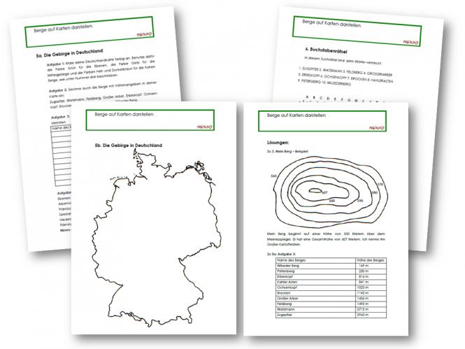 ... und evangelischen Kirche - Unterrichtsmaterial zum Download