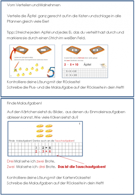 arbeitsblatt vorschule 187 kernaufgaben multiplikation