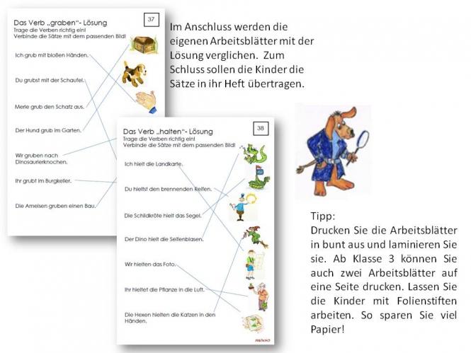 arbeitsblatt vorschule 187 pr228teritum 3 klasse fotografie