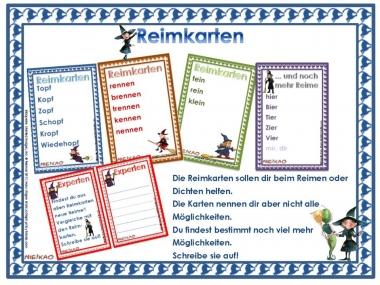 ... Unterrichtsmaterial Ubungsblatter Fur Die Grundschule Lesen Mit ...