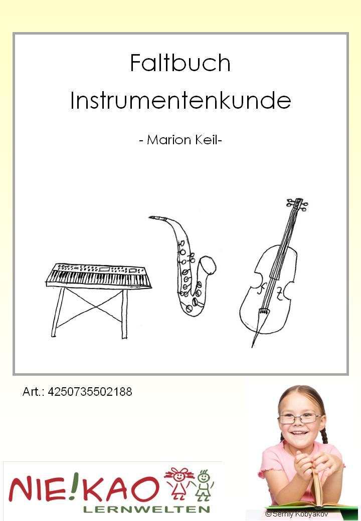 unterrichtsmaterial bungsbl tter f r die grundschule faltbuch instrumentengruppen in musik. Black Bedroom Furniture Sets. Home Design Ideas