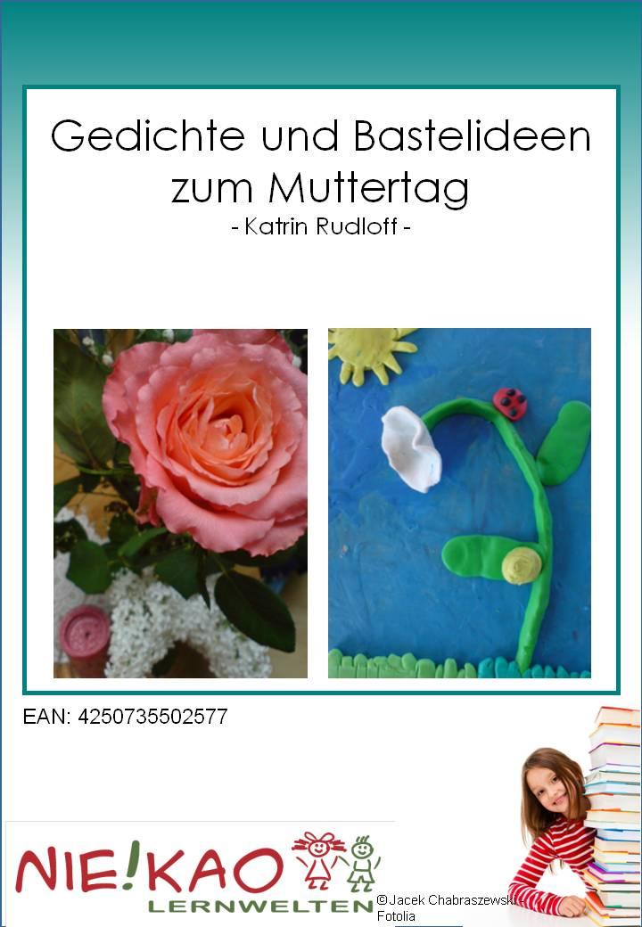Unterrichtsmaterial bungsbl tter f r die grundschule gedichte und bastelideen zum muttertag - Bastelideen zum vatertag grundschule ...