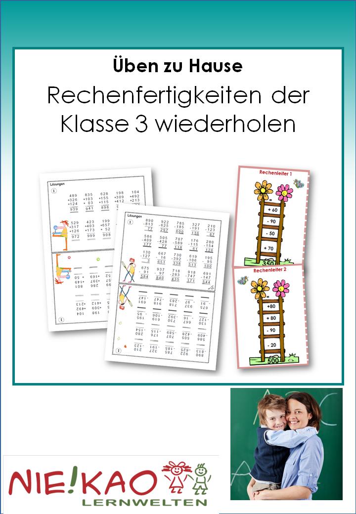 Übungen Deutsch Klasse 3 amp 4 kostenlos zum Download