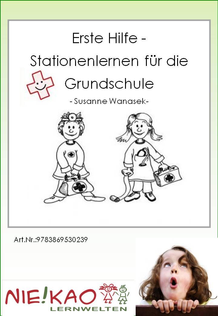 Unterrichtsmaterial, Übungsblätter für die Grundschule | Erste Hilfe ...
