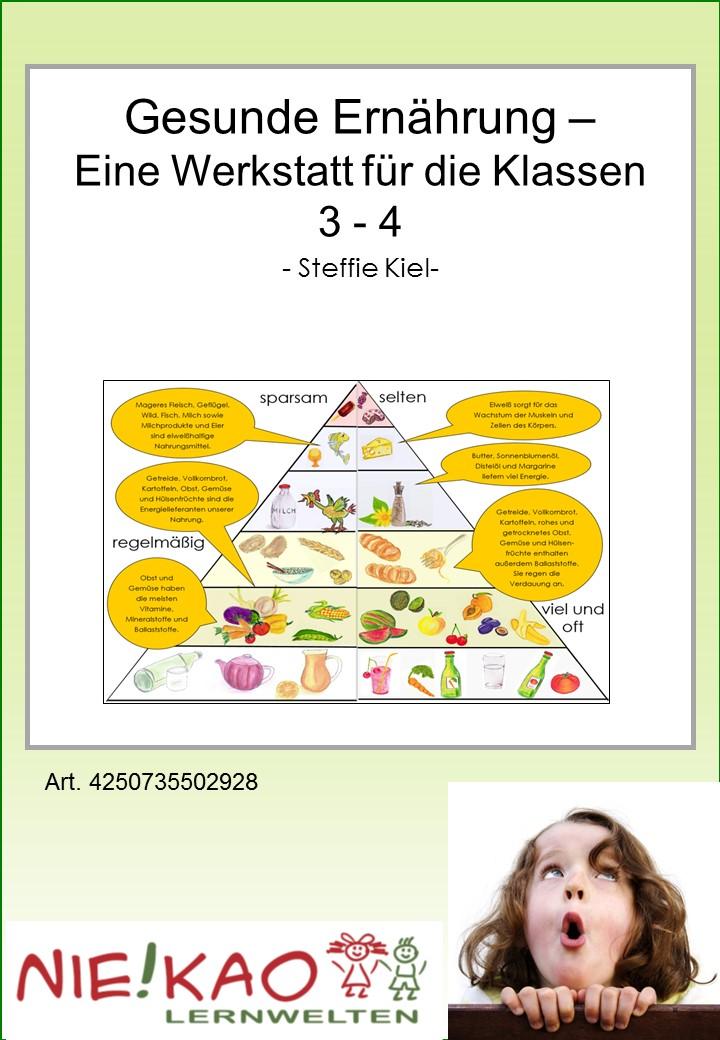 Gesunde Ernährung Eine Werkstatt Für Die Klassen 3 4