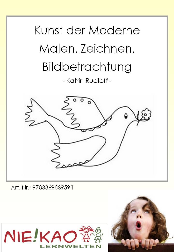 Unterrichtsmaterial, Übungsblätter für die Grundschule | Kunst der ...