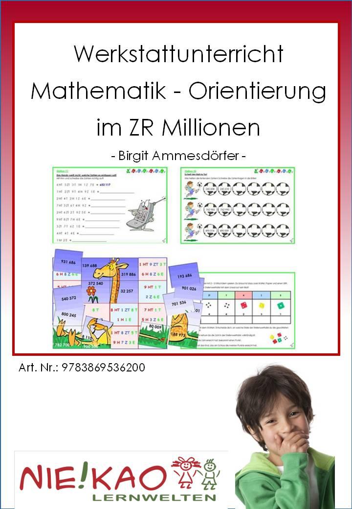 Unterrichtsmaterial, u00dcbungsblu00e4tter fu00fcr die Grundschule : Werkstattunterricht Mathematik ...