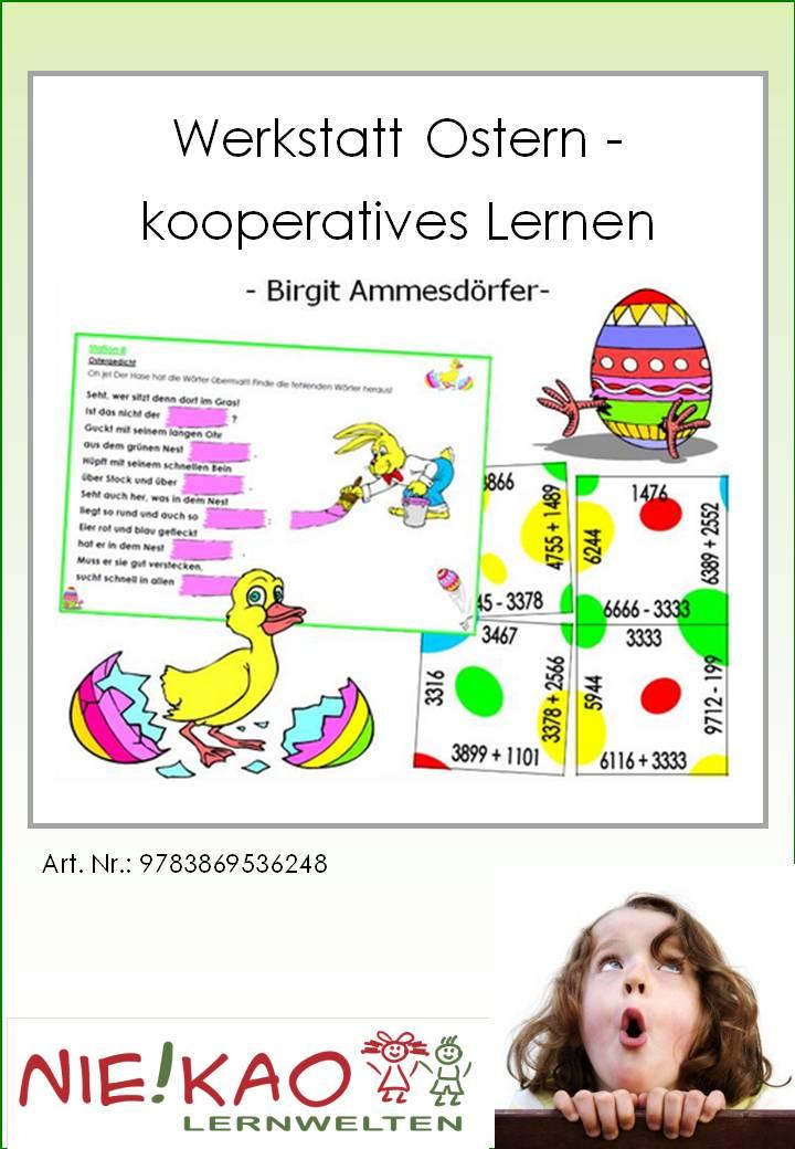 Arbeitsblatt Mathe Ostern : Unterrichtsmaterial Übungsblätter für die grundschule