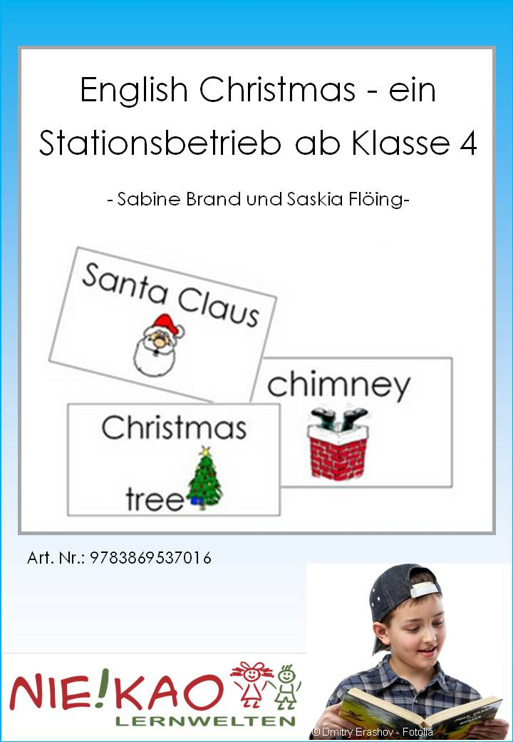 unterrichtsmaterial bungsbl tter f r die grundschule english christmas ein stationsbetrieb. Black Bedroom Furniture Sets. Home Design Ideas