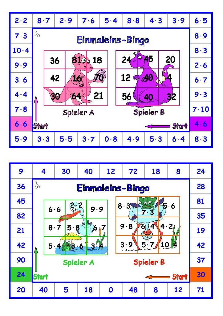 Unterrichtsmaterial, u00dcbungsblu00e4tter fu00fcr die Grundschule : Freiarbeit - Motivierende Spiele rund ...