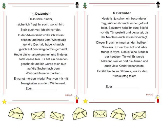 Briefe Schreiben Vorlagen Klasse Archiv Briefe An Ele