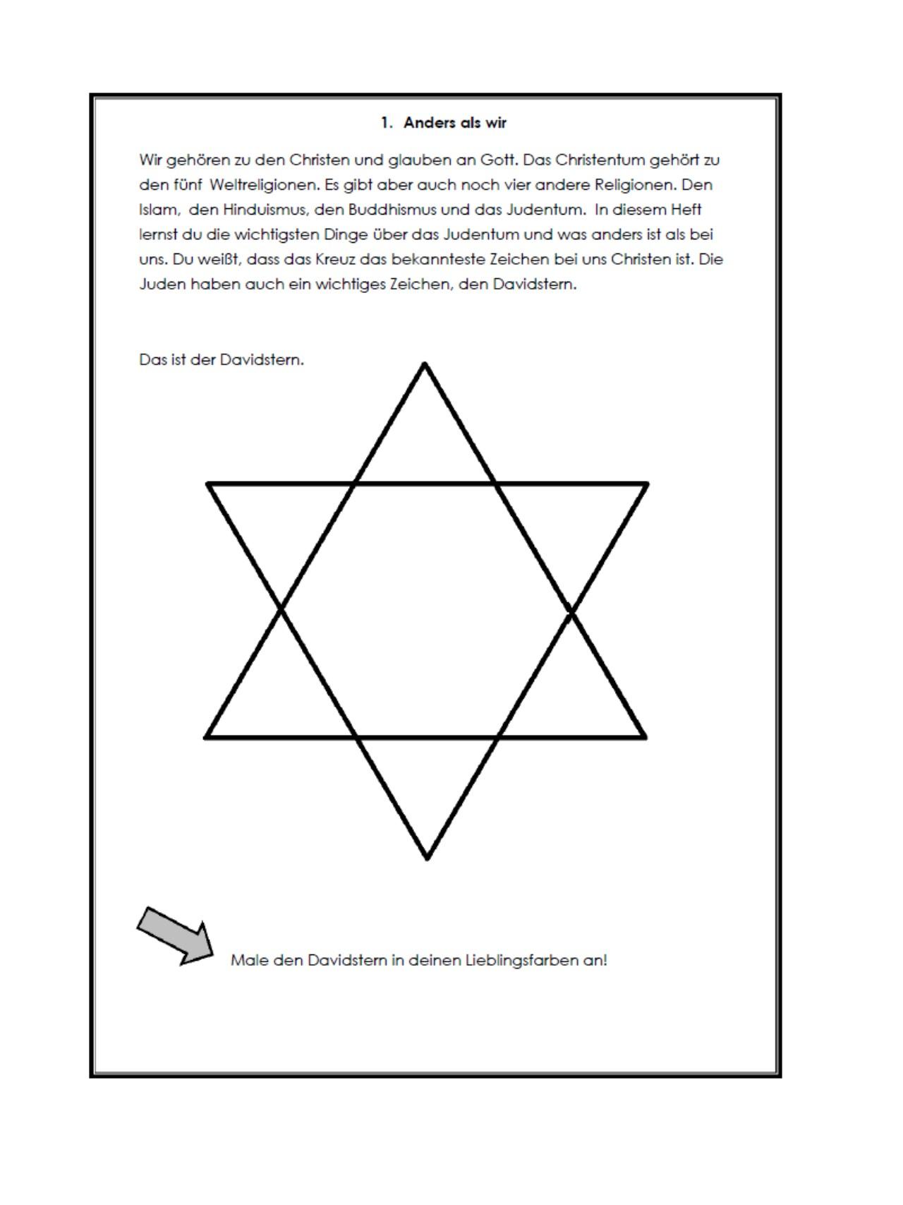 kreuz religionsunterricht grundschule