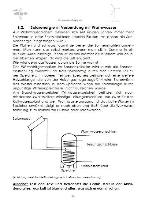 unterrichtsmaterial bungsbl tter f r die grundschule erneuerbare energien online bestellen. Black Bedroom Furniture Sets. Home Design Ideas