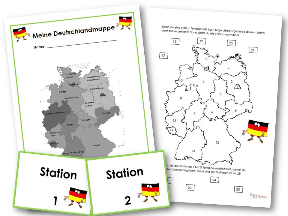 Unterrichtsmaterial, u00dcbungsblu00e4tter fu00fcr die Grundschule : Sachunterricht - Niekaos ...