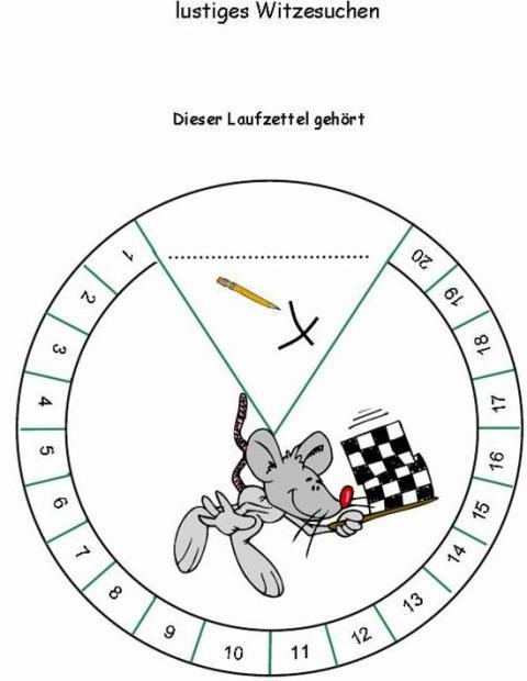 Unterrichtsmaterial, u00dcbungsblu00e4tter fu00fcr die Grundschule : Fu00f6rdern bei LRS - Witze suchen : online ...