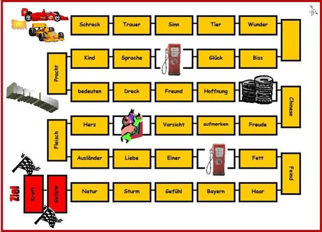 unterrichtsmaterial bungsbl tter f r die grundschule werkstatt nachsilben grammatik. Black Bedroom Furniture Sets. Home Design Ideas